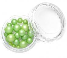 Жемчуг MIX зеленый