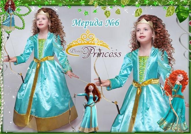 Платье Мерида №6