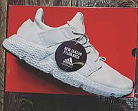 Кроссовки мужские в стиле Adidas Prophere White 2019 (размеры в описании)