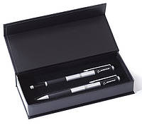 Набор Boeing Ballpoint and Rollerball Pen Boxed Set (gun metal)