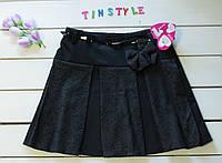 Школьная юбка для девочки  на рост 116-152 см , фото 1