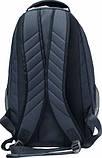 Качественный синй рюкзак унисекс Bagland UltraMax 20л размер 48*28*15 см, фото 3