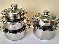 Набор посуду Royalty Line RL-1003 10 предметов , фото 1