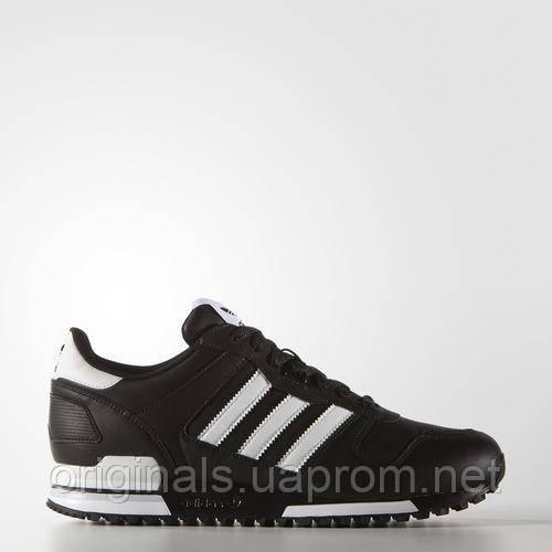 Мужские кожаные кроссовки Adidas Originlas ZX 700 G63499