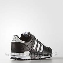 Мужские кожаные кроссовки Adidas Originlas ZX 700 G63499, фото 3