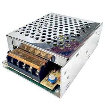 Блок питания металл 12V 2A 25w ip33 D100