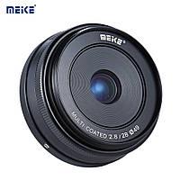 Объектив MEIKE 28 mm F/2.8 MC для Canon (EF-M - mount (EOS-M))