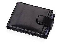Футляр для 40 визиток, кредитных или дисконтных карт, черный (559787_OS)