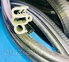 Ущільнення дверних прорізів кабіни КАМАЗ комплект на 2 двері 5320-6107062