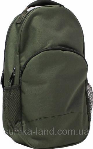 Качественный рюкзак унисекс Bagland UltraMax 20л размер 48*28*15 см цвет хаки