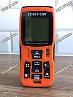 Профессиональный лазерный дальномер (рулетка) Lomvum LV50