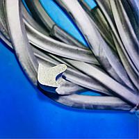 Уплотнение дверей кабины ЗИЛ-130 /комплект/130-6107147., фото 1