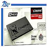 """Накопительный SSD 240 2.5"""" SA400S37/240GB A400  твердотельный диск"""
