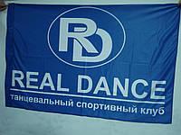 Флаги с логотипом сублимационные