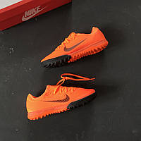 3d384823 Сороконожки Nike Mercurial VaporX XII Pro TF - Total Orange/Black/Total  Orange/