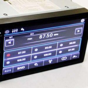 Многофункциональная магнитола в автомобиль 1169 2DIN+GPS 1269 Автомагнитола
