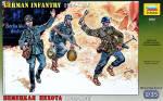 Немецкая пехота в наступлении. 1/35 ZVEZDA 3512, фото 2