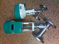 Клапан  регулирующий с электроприводом