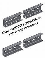 Швеллер К347 У2, Профиль монтажный К 347, Швеллер монтажный К 347, профиль перфорированный оцинкованный, К347У