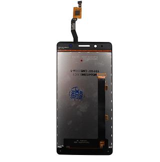 Дисплей для Cubot X15 + тачскрин черный