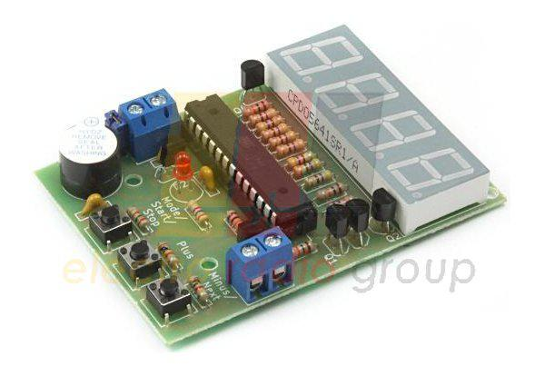 Радиоконструктор K285 (Цифровой таймер/счётчик)