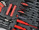 Набір інструментів 187 елементів, фото 7