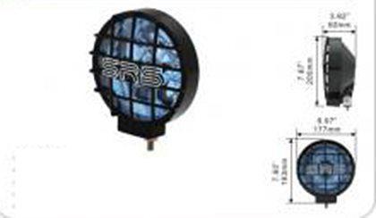 Фары доп. DLAA  911-BB/H3-12V-55W/D=177mm
