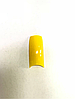 Накладные искусственные типсы GLOBOS R yellow