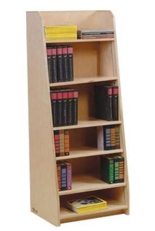 Стелаж для книг дитячий, фото 2