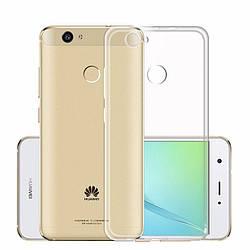 Прозрачный Чехол Huawei Nova (ультратонкий силиконовый) (Хуавей Нова)