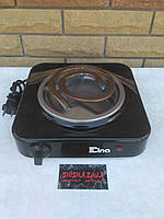 Печка-плитка электрическая для розжига углей Элна (1000W), фото 1