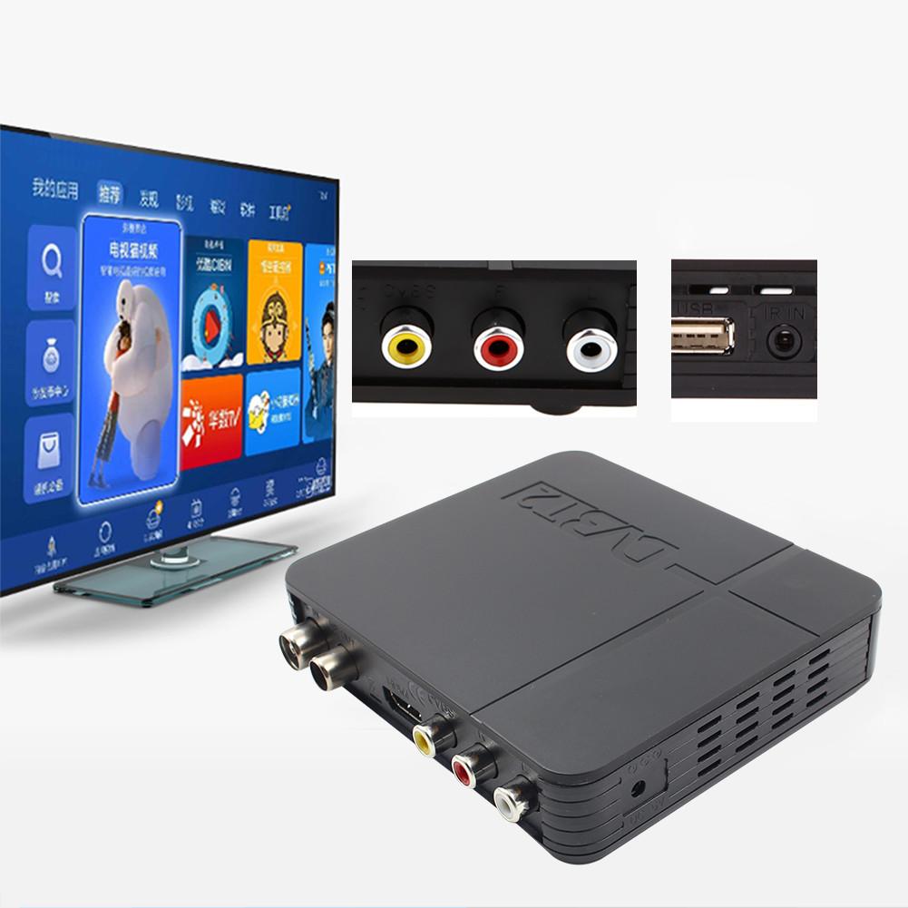 DVB-T2 цифровой ресивер с мультимедийным плеером