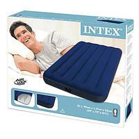Надувной матрас Intex 191x99x22 см