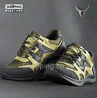 Кроссовки тактические Олива Premium Camo-tec Urban Gen.2 Black, фото 1
