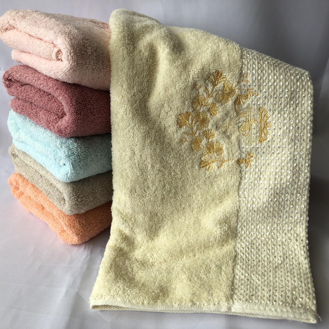 БАННОЕ махровое полотенце. Качество. Махровые полотенца оптом 81-1