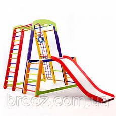 Детский спортивный уголок- Кроха - 1 Plus 1-1, фото 3