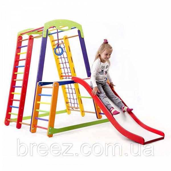 Детский спортивный уголок- Кроха - 1 Plus 1-1