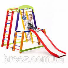 Детский спортивный уголок- Кроха - 1 Plus 1-1, фото 2