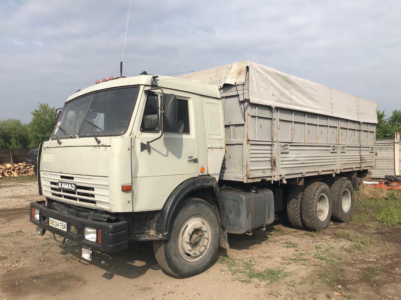 Автомобиль КамАЗ 53215
