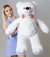 Плюшевий ведмедик Mister Medved Білий 110 см, фото 1