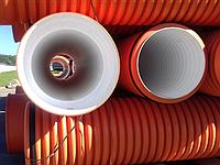 Труба с раструбом COREX-PP-ID-225/200 L=6045мм SN-8