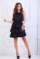 Платье женское короткое софт (К23462), фото 1