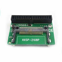 Адаптер IDE (40 pin) — CF (есть как на одну так и на две флешки)