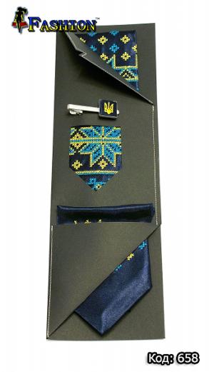 Вышитый набор с зажимом Праздник