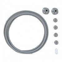 ADA Gray Parts Set набор аксессуаров для установки стеклянных изделий СО2
