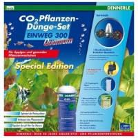 Dennerle EINWEG 300 QUANTUM SPECIAL EDITION, комплект для удобрения растений СО2