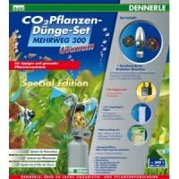 Dennerle MEHRWEG 300 Quantum SPECIAL EDITION, комплект для удобрения растений СО2