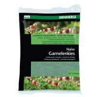 Dennerle Nano Garnelenkies Java Grun грунт для мини-аквариумов, 2кг