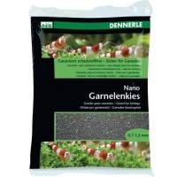Dennerle Nano Garnelenkies Sulawesi schwarz грунт для мини-аквариумов, 2кг