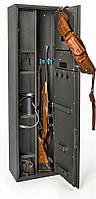 Сейф Ferocon Е-139К1.Е1.Т1.П3.7022 оружейный 1370(в)х390(ш)х250(гл)